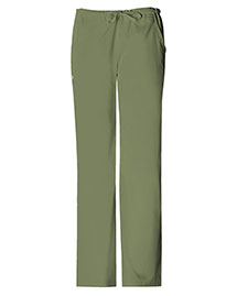 Cherokee 1066 Women Low Rise Drawstring Pant