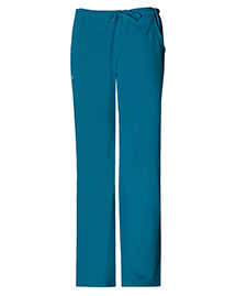 Cherokee 1066T Women Low Rise Drawstring Pant