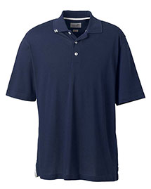 Ashworth 1139 Men's Ez-Tech Piqué Polo at bigntallapparel