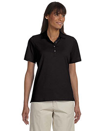 Ashworth 1147c Women High Twist Cotton Tech Polo