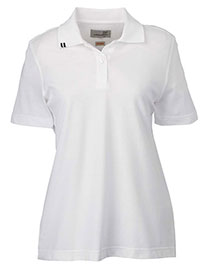 Ashworth 1148 Women Ez-Tech Pique Polo at bigntallapparel