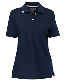 Ashworth 1148 Women Ez-Tech Pique Polo