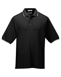 Tri-Mountain 116 Men Big And Tall Ultracool Mesh Polo Golf Shirt