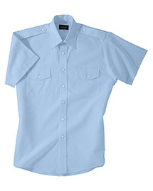 Edwards 1212 Women Short Sleeve Navigator Shirt at bigntallapparel