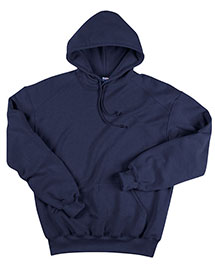Badger 1254 Adult Blended Hooded Sweatshirt at bigntallapparel