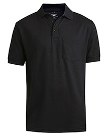Edwards 1505 Men Pique Polo Short Sleeve With Pocket