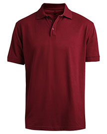 Edwards 1530 Men Short Sleeve All Cotton Pique Polo