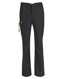 Code Happy 16001ABS Women Drawstring Cargo Pant