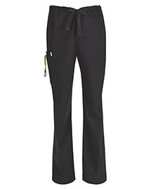 Code Happy 16001AT Women Drawstring Cargo Pant