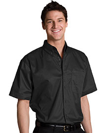 Edwards 1740  Big & Tall Left Chest Pocket Short Sleeve Twill Shirt