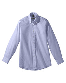 Edwards 1975 Men Long Sleeve Pinpoint Oxford Shirt
