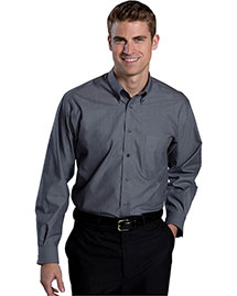 Edwards 1976 Men's No-Iron Button Down Dress shirt