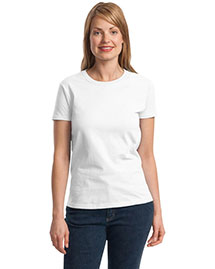 Gildan 2000L Women Womenultra 100% Cotton T-Shirt