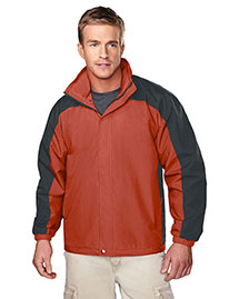 Tri-Mountain 2100_T Mens Ripstop Nylon Jacket With Mesh Lining at bigntallapparel