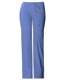 Cherokee 21100P Women Petite Jr. Fit Low Rise Drawstring Cargo Pant