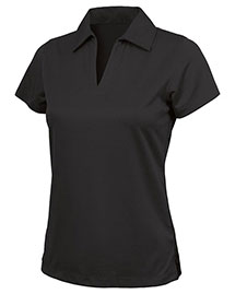 Charles River Apparel 2213 Women Smooth Knit Solid Wicking Polo