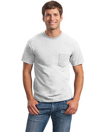 Gildan 2300 Mens Ultra 100% Cotton T Shirt With Pocket at bigntallapparel