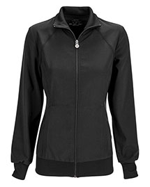 Cherokee 2391a Women Zip Front Warmup Jacket