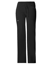 Cherokee Workwear 24001 Women Low Rise Drawstring Cargo Pant