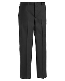 Edwards 2574 Men Microfiber Flat Front Pant