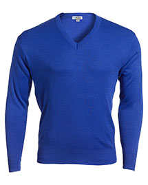 Edwards 265 Women  Value V-Neck Sweater at bigntallapparel