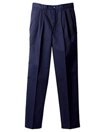Edwards 2670 Men Blended Chino Pleated Pant
