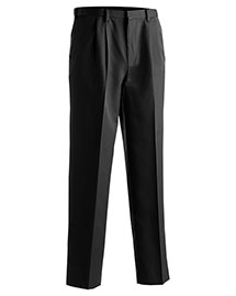 Edwards 2674 Men's Microfiber Pleated Pant at bigntallapparel