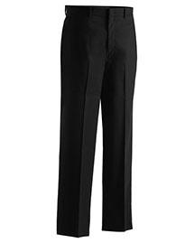 Edwards 2720 Men Washable Wool Blend Flat Front Pant