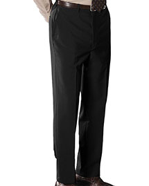 Edwards 2780 Men Wool Blend Flat Front Dress Pant