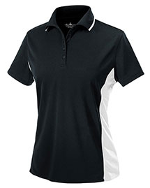 Charles River Apparel 2810 Women Color Blocked Wicking Polo