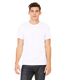 Canvas 3001U Men  Made In The Usa 4.2 Oz. Jersey T-Shirt