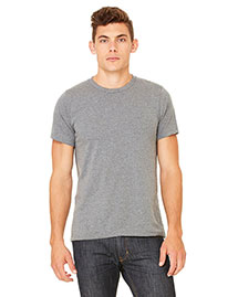 Bella 3001u Men  Made In The Usa Jersey Short-Sleeve T-Shirt