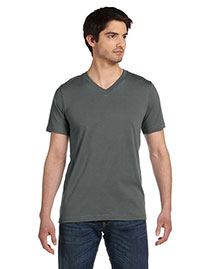 Bella 3005u Men  Made In The Usa Jersey Short-Sleeve V-Neck T-Shirt