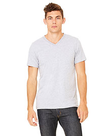 Bella 3005 Men  Jersey Short-Sleeve V-Neck T-Shirt