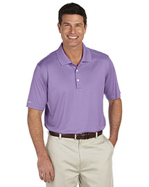 Ashworth 3044 Men's Performance Interlock Solid Polo at bigntallapparel