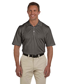 Ashworth 3045 Men's Performance Texture Polo at bigntallapparel
