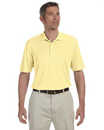 Ashworth 3046 Men's Performance Interlock Stripe Polo at bigntallapparel