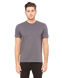 Bella 3091u Men Made In The Usa Heavyweight 5.5 Oz. Crew T-Shirt