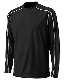 Charles River Apparel 3137 Men Long Sleeve Wicking Tee