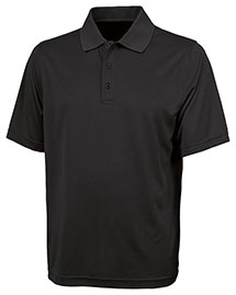 Charles River Apparel 3213 Men Smooth Knit Solid Wicking Polo