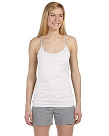 Anvil 325 Women Wo4.5 Oz. Semi-Sheer Spaghetti Strap Tank Top