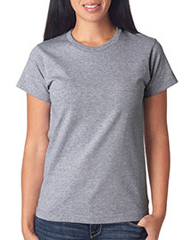 Bayside 3325 Ladies' ShortSleeve Tee at bigntallapparel
