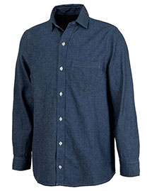 Charles River Apparel 3329 Men Straight Collar Chambray Shirt