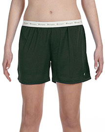 Champion 3393 Ladies' Active Mesh Shorts at bigntallapparel