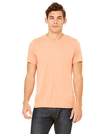 Bella 3413c Men Triblend Short-Sleeve T-Shirt