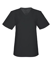 Cherokee Workwear 34777A Women V-Neck Top