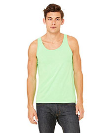 Bella 3480 Men  Jersey Tank