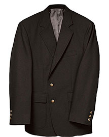 Edwards 3500 Men Value Poly Blazer at bigntallapparel