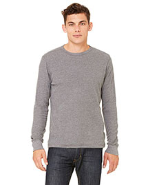Bella 3500 Men Thermal Long-Sleeve T-Shirt