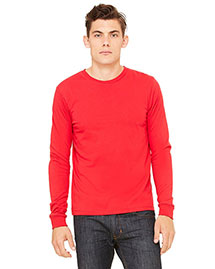 Canvas 3501 Men 4.2 Oz. Filmore Long-Sleeve T-Shirt